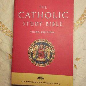 The Catholic Study Bible Third Edition 2013